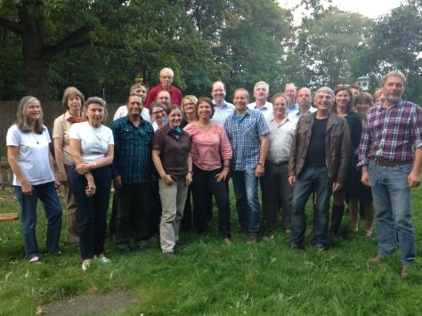 BAG Landwirtschaft und ländliche Entwicklung bei ihrer Sitzung am 20.9.2014 in Hannover